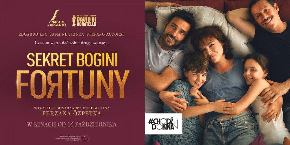 """Miłość we włoskiej elegancji. Rozmowa z Ferzanem Özpetekiem o jego najnowszym filmie """"Sekret bogini Fortuny"""""""