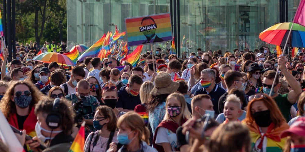 Przez Wrocław przeszedł Marsz Równości. Wśród osób uczestniczących posłowie i posłanki Lewicy