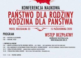 Prezydent Płocka z PO przeznaczył środki i objął patronatem konferencję z udziałem Ordo Iuris i Barbary Nowak