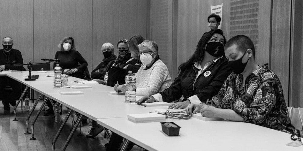 Ogólnopolski Strajk Kobiet: rada konsultacyjna zajmie się 13 postulatami, wśród nich prawa osób LGBTQIA+