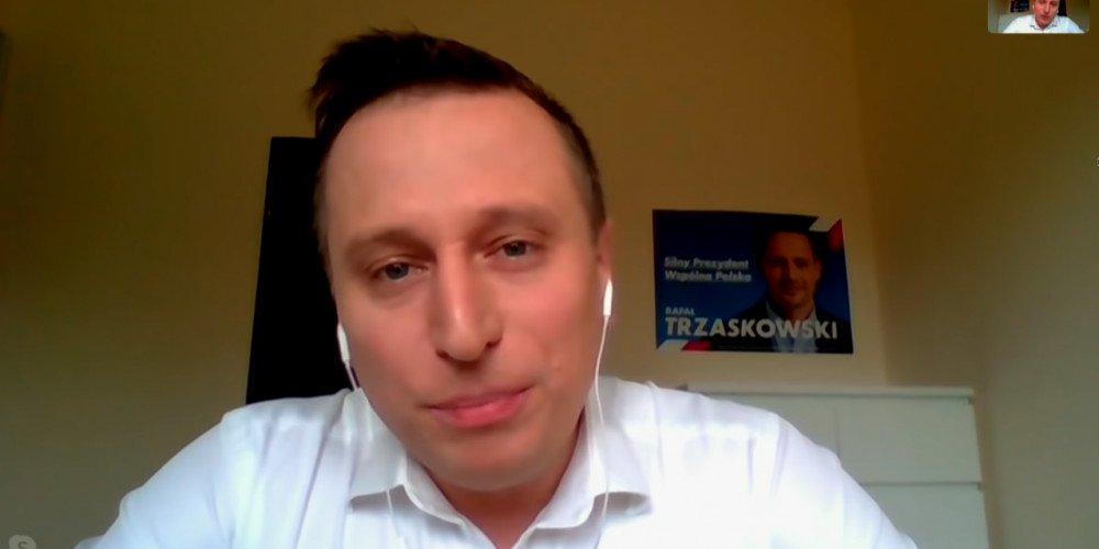 """Senator Brejza: ministerstwo Maląg nie ma żadnych dowodów, aby LGBT zagrażało """"tradycyjnym"""" rodzinom"""