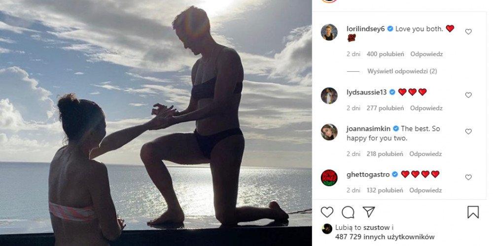 Piłkarka Roku Megan Rapinoe oświadczyła się swojej partnerce, olimpijce Sue Bird!
