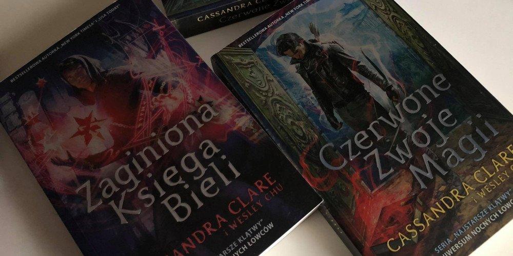 """KONKURS: """"Zaginiona Księga Bieli"""" - wygraj wyjątkową powieść fantasy z wątkiem gejowskim w tle"""