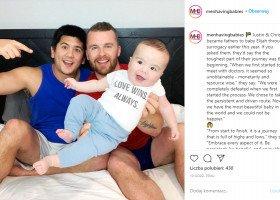 """Bogaci homoseksualiści kupują dzieci na targach w Brukseli? Prawica """"demaskuje"""" wydarzenie promujące surogację"""