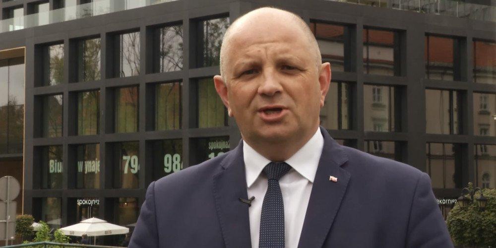 Polityk PiS nie chce wykonać wyroku sądu za zniesławienie i nie przekaże pieniędzy na lubelski Marsz Równości