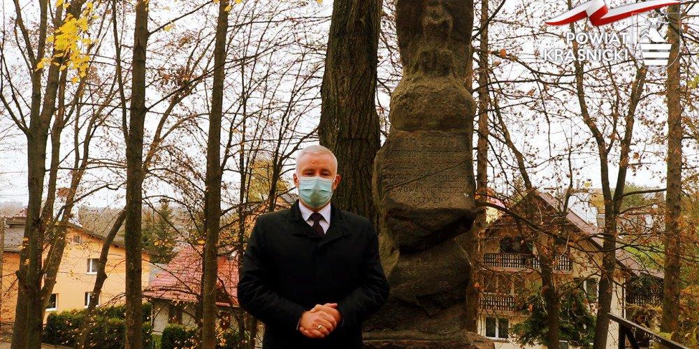 Starosta Kraśnika wzywa do przeciwstawienia sią lewackim ideologiom spod znaku tęczowej flagi i pioruna