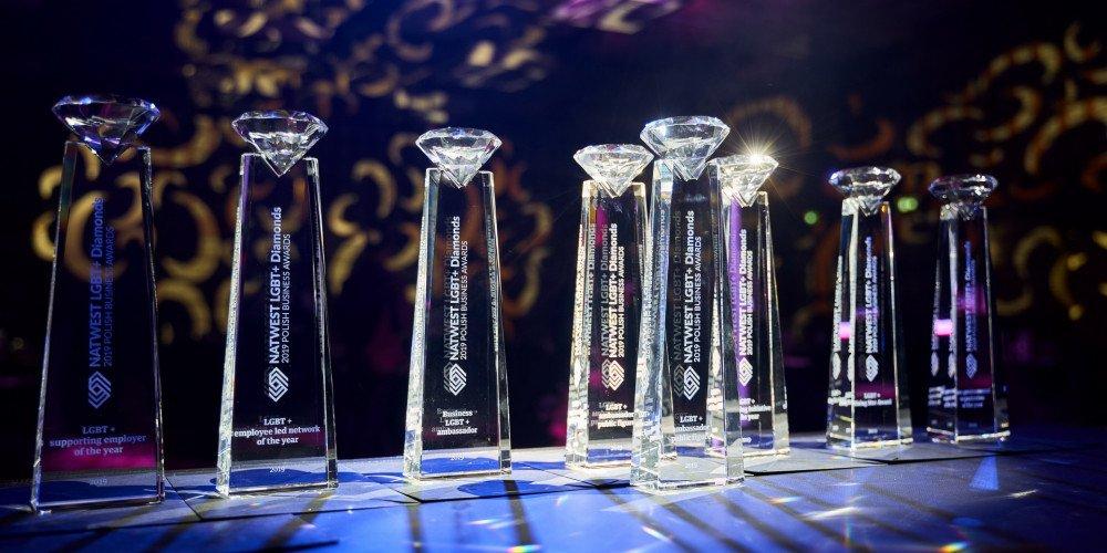 Zapraszamy na galę LGBT+ Business Awards!