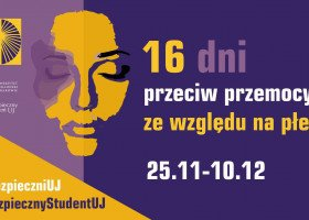 Rusza Kampania 16 Dni Akcji Przeciw Przemocy ze względu na Płeć. Jedną z zaangażowanych organizacji jest TęczUJ