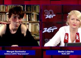 Nominacja Beaty Lubeckiej do Grand Press 2020 za wywiad z Margot. Jakie są reakcje dziennikarzy i dziennikarek?