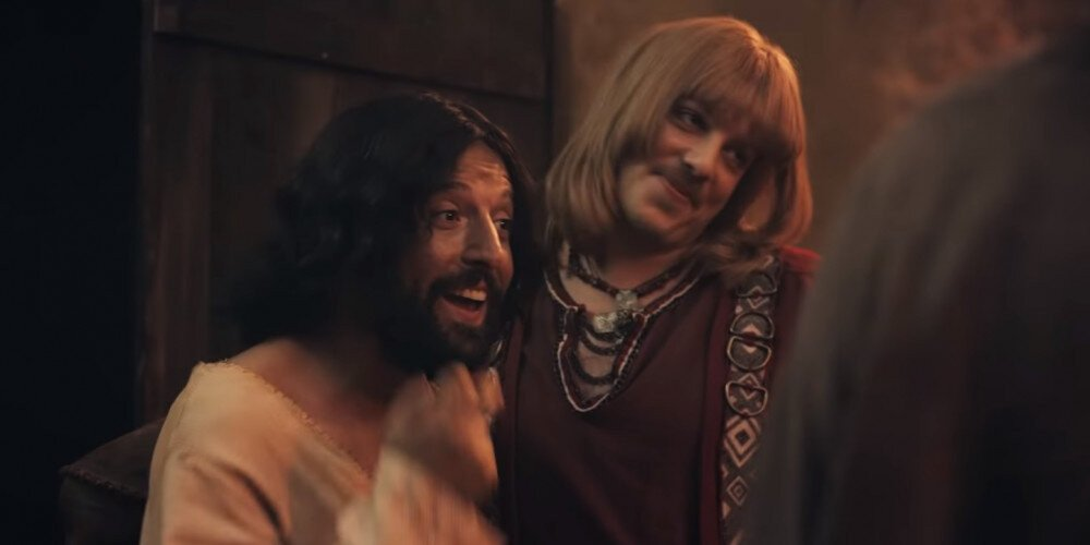 Mężczyzna podpalił studio filmowe za przedstawienie Jezusa jako geja. Teraz szuka azylu w Rosji