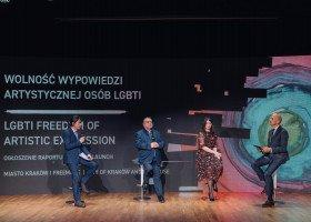 Międzynarodowy raport nt. wolności wypowiedzi artystycznej osób LGBTI został ogłoszony w Krakowie
