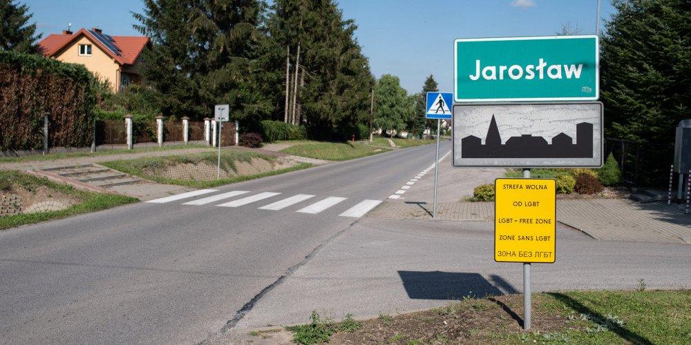 """Powiat jarosławski bez 6 mln złotych z funduszy norweskich. Nieoficjalnie powodem strefa """"wolna od LGBT"""""""