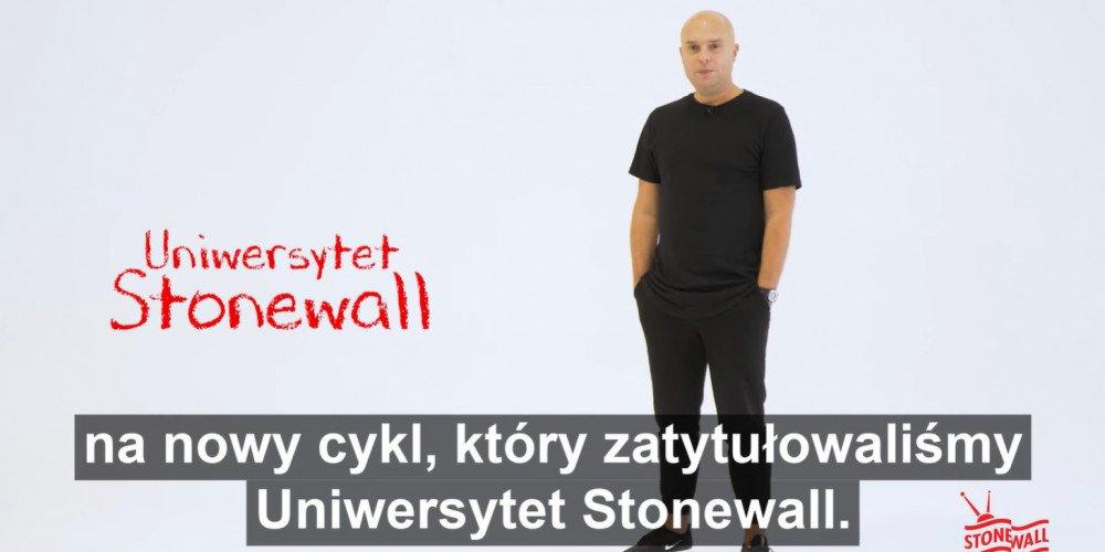 """""""Uniwersytet Stonewall"""" - poznańska grupa rusza z nowym cyklem edukacyjnym"""