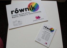 Na mapie Torunia pojawił się Równik, bezpieczna przystań dla osób LGBT+