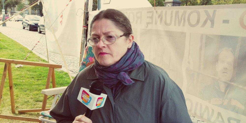 Krystyna Pawłowicz nie odpowie za homofobiczne słowa. Sąd nie uchyli jej immunitetu