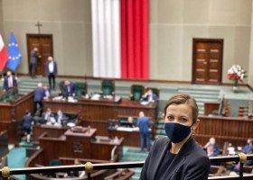 Wybory RPO: ponownie odrzucono kandydaturę Zuzanny Rudzińskiej-Bluszcz, poparto kandydata PiS-u