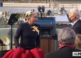 Joe Biden zaprzysiężony, na uroczystości Lady Gaga i J.Lo. Nowy prezydent USA już pierwszego dnia wsparł osoby LGBT