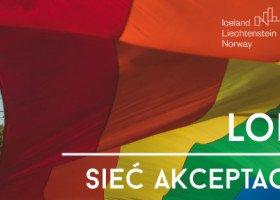 """""""Lokalna: sieć akceptacji LGBT+"""" - dołącz do projektu Kultury Równości"""