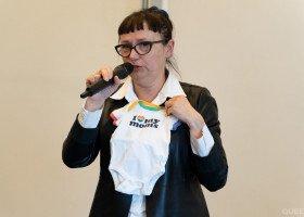Stobiecka z My, Rodzice: w czasach komunizmu była czarna wołga, teraz na propagandowych ulotkach są geje