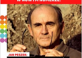 """Jan Peszek dla """"Repliki"""" o homofobii i swoich queerowych powiązaniach. """"Nietolerancja spycha nas z poziomu cywilizacyjnego"""""""