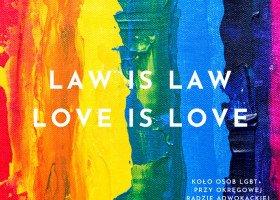 Z inicjatywy mec. Emilii Barabasz powstało koło osób LGBT+ przy Okręgowej Radzie Adwokackiej w Warszawie