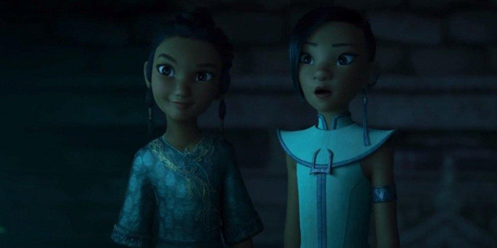 """Czy główna bohaterka najnowszej bajki Disneya """"Raya i ostatni smok"""" jest postacią LGBTQ?"""