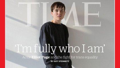 Elliot Page udzielił pierwszego wywiadu po coming oucie jako osoba transpłciowa. Aktor wiedział, że jest chłopcem, odkąd skończył 9 lat
