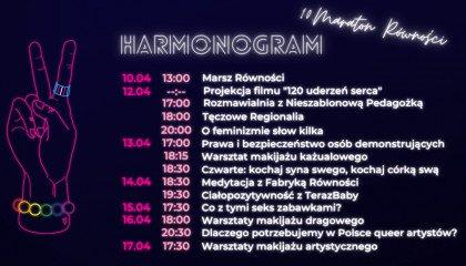 Marsz Równości w Łodzi zakazany przez Urząd Miasta i Sąd. Fabryka Równości przedstawia inne atrakcje