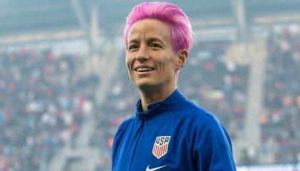 Piłkarka-lesbijka na prezydentkę? Megan Rapinoe o polityce, Trumpie i Caitlyn Jenner