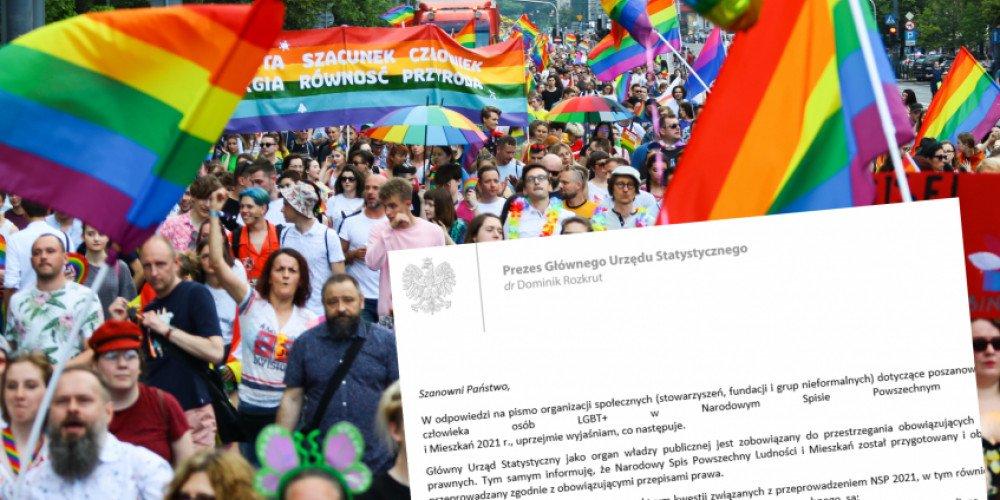 Narodowy Spis Powszechny: małżeństwa jednopłciowe na tak, jednak osoby trans i niebinarne wciąż dyskryminowane