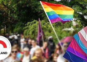 Trudno kupić tęczową flagę? Zamów dziś - odbierz jutro w Prideshop