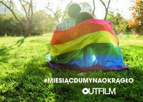 Miesiąc Dumy na okrągło - polecajki filmów LGBTQ od Queer.pl, Repliki i MNW na Outfilm.pl