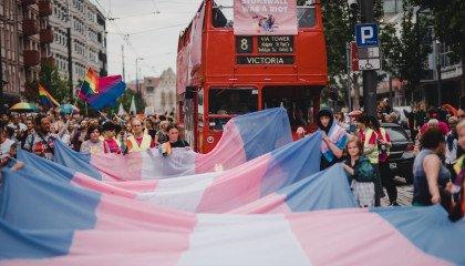 """""""Doniesienia"""" powracają! Grupa Stonewall promuje Poznań Pride Week parodią """"Wiadomości"""" TVP"""