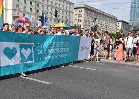 Już jutro w Warszawie odbędzie się Parada Równości!