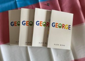 """Jak się czują transpłciowe dzieci? Wygraj książkę """"George"""" autorstwa Alex Gino"""