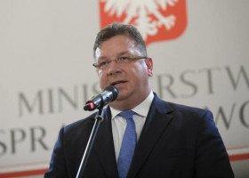 Wójcik odpowiada na słowa Wosia: ustawy na kształt zakazu promocji homoseksualności nie będzie