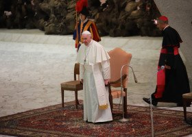 Papież Franciszek w liście do duszpasterza osób LGBT: serce Boga jest otwarte dla wszystkich