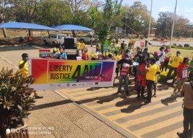 Pierwsza parada równości w Malawi. Ulicami stolicy afrykańskiego kraju przeszło ok. 50 osób