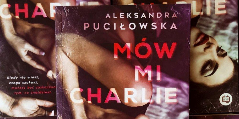 """O polityce, bifobii i literaturze rozmawiamy z wyoutowaną lesbijką Aleksandrą Puciłowską, autorką książki """"Mów mi Charlie"""""""