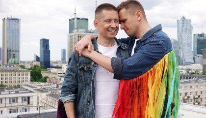 Jakub i Dawid z nową piosenką - inspiracją Andrzej Duda i biskup Jędraszewski