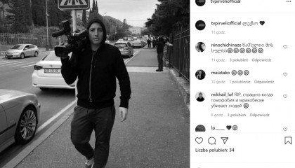 Parada Równości w Gruzji: pobity dziennikarz nie żyje