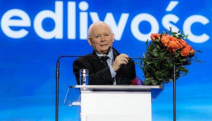 Kaczyński pozywa dziennikarza, który sugerował, że prezes PiS może być gejem