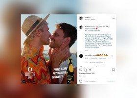 """Para gejów w reklamie piwa - """"Za każdy hejterski komentarz 10 zł dla Kampanii Przeciw Homofobii"""""""