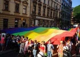 Już jutro Marsz Równości w Krakowie! Jaką trasą przejdzie tęczowy tłum?