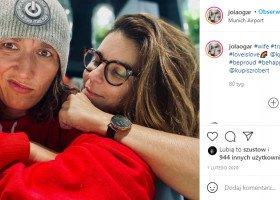 Olimpijka Jolanta Ogar-Hill wraz z żoną spodziewają się dziecka!