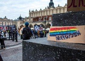 Co dalej z homofobiczną uchwałą w Małopolsce? Radni nie wycofają się z homofobicznego dokumentu