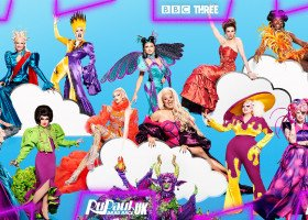 """""""Drag Race UK"""" tworzy herstorię. Victoria Scone - pierwsza ciskobieta jako bio drag queen w nowym sezonie programu"""
