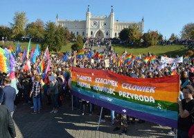 """Czy sejmik lubelski postąpi inaczej niż małopolski i wycofa się ze strefy """"wolnej od LGBT""""?"""