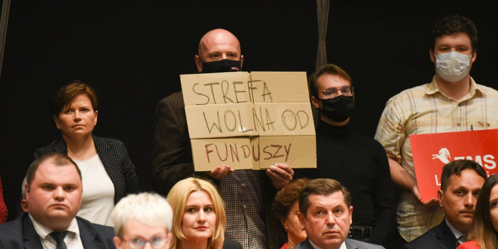 Sejmik lubelski, tak jak małopolski, odrzuca uchylenie uchwały anty-LGBT. Podobne głosowania odbędą się w podkarpackim i świętokrzyskim