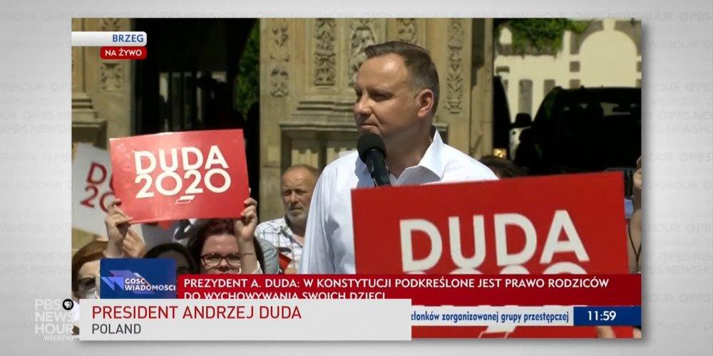 Łączenie homoseksualności z pedofilią - amerykańska stacja pokazała reportaż o homofobii polskich władz